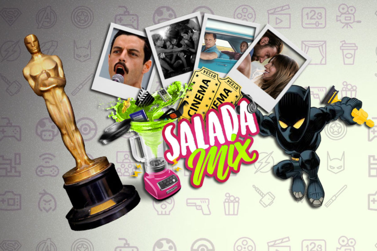 SM 12 – Oscars 2019