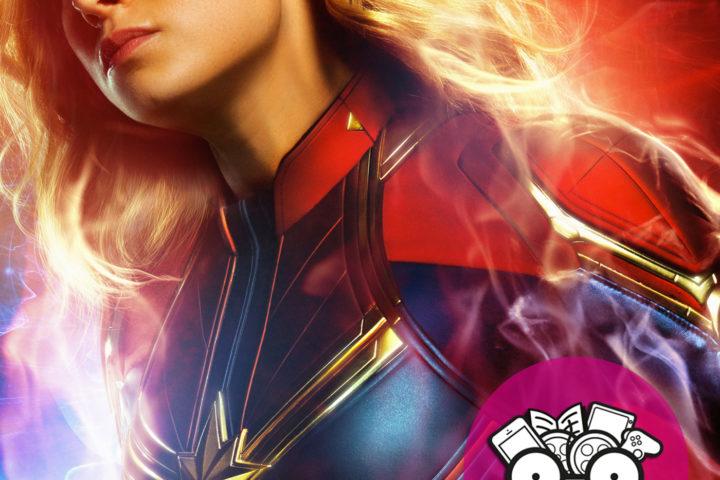 PC 84 – Capitã Marvel